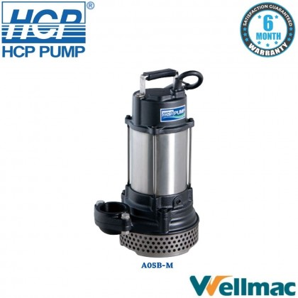 """HCP A05B 2"""" Submersible Wastewater Pump"""
