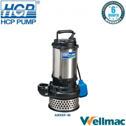 """HCP AN22 2"""" Sewage Submersible Wastewater Pump"""